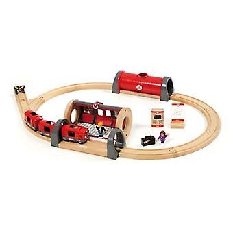 Brio Metro Railway Set 33513 20 Piece Wooden Train Set - Gran relación calidad-precio