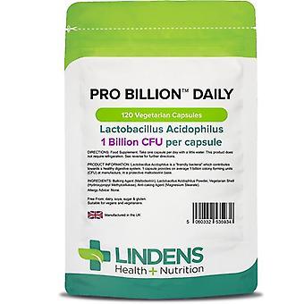 Lindens Pro Billion Daily 1bn Veg Kapselit 120 (5934)