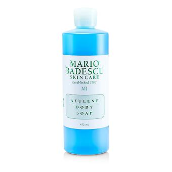 Azulene lichaamszeep voor alle huidtypes 177176 472ml/16oz