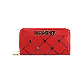 Love Moschino - Accessoires - Geldtaschen - JC5615PP1ALP_0500 - Damen - Rot