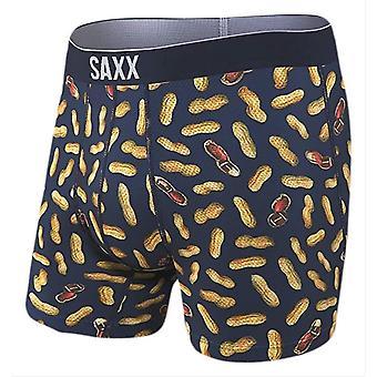 Saxx Underwear Co Volt Sport Nut Boxer Brief - Black