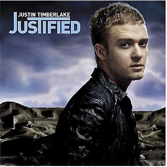 Justin Timberlake - Justified [CD] USA import