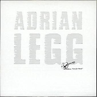Adrian Legg - Lost for Words [CD] USA import