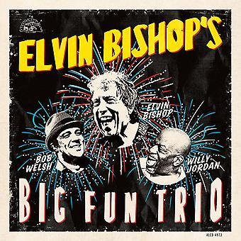 Elvin Bishop - Elvin Bishops Big Fun Trio [CD] USA import