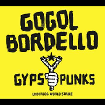 Gogol Bordello - Gypsy Punks Underdog World Strike [CD] USA import