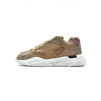 Hamer zand Python Lurus Sneaker