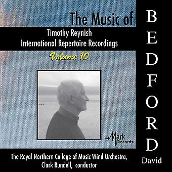 Bedford / Rundell - Music of David Bedford [CD] USA import