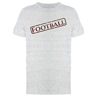 Football Seal Tee Men's -Image by Shutterstock