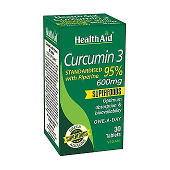 Curcumin 3 30 tablettia