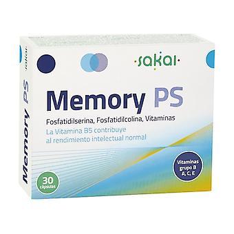 Mémoire Ps 30 capsules