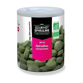 Organic Spirulina Pill Box 300 tablets