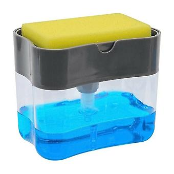 Dishwashing Detergent Pump with Sponge
