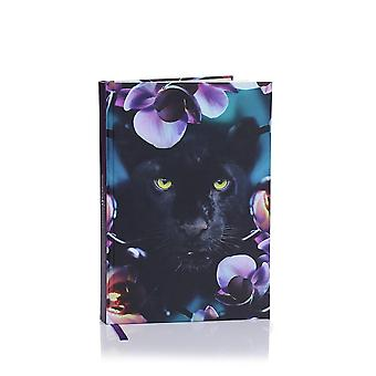 Wild Things A5 160 Page Hardback Notepad Journal Born With Cattitude