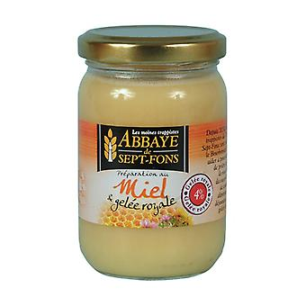 Hunaja + Royal Jelly 4% 250 g (Hunaja)