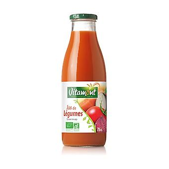 Vegetable juice 750 ml