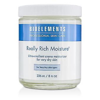 Bioelements Really Rich Moisture (Salon Size, For Very Dry Skin Types) 236ml/8oz