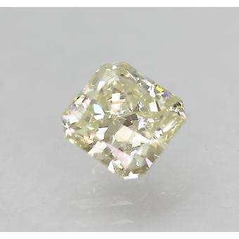 Certificado 1.01 Carat J VS2 Radiant Enhanced Natural Loose Diamond 5.68x5.62m 2VG