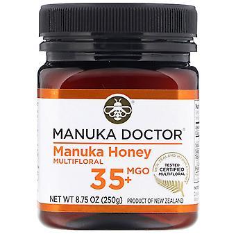 Manuka Doctor, Manuka Honey Multifloral, MGO 35+, 8,75 oz (250 g)