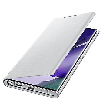Official Samsung LED View Cover Case for Samsung Galaxy Note20 Ultra - Mystic Grey