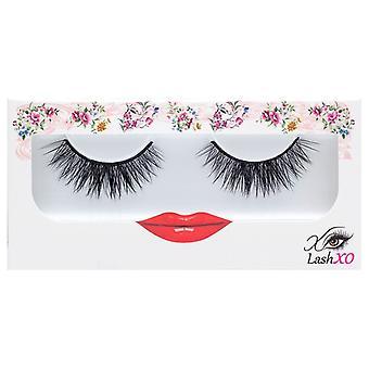 Lash XO Premium False Eyelashes - Adore - Natural yet Elongated Lashes
