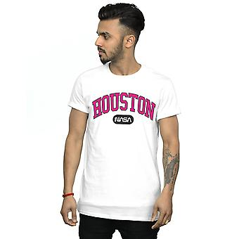 NASA Men's Houston Collegiate T-Shirt