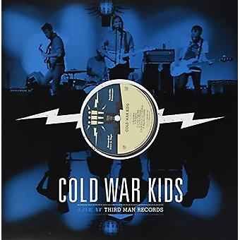 Cold War Kids - Live at Third Man Records [Vinyl] USA import