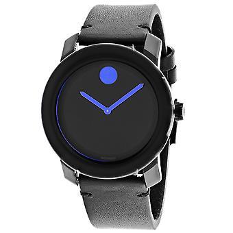 Movado Men's Bold Black Watch - 3600307