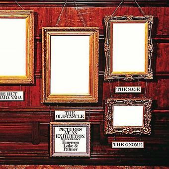 Emerson Lake & Palmer - cuadros de una exposición [vinilo] USA importar