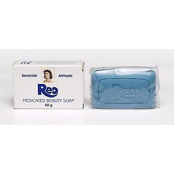 Reo Beauty Soap Antispetic 80g - Cleans Acne Prone Skin -Anti-Bacterial Cleanser