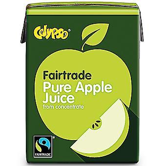 Calypso Fairtrade Pure Apple Juice Cartons