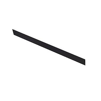 Leds-C4 Fino - LED Wandleuchte Schwarz 104.5cm 2090lm 2700K