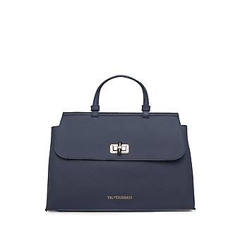 Trussardi -BRANDS - Bags - Handbags - 76BTS14_DENIM - Ladies - steelblue