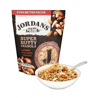Jordans - Super Nutty Granola 550g