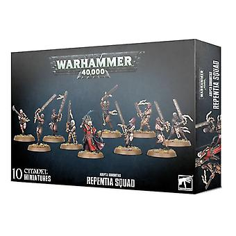 Taller de Juegos - Warhammer 40,000 - Adepta Sororitas: Repentia Squad