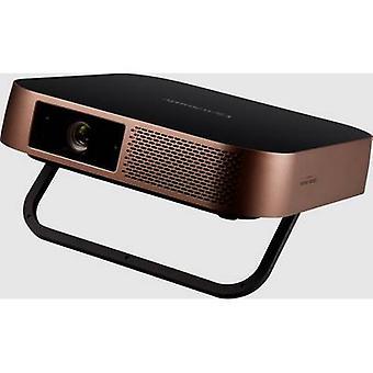 Viewsonic Projector M2 DLP ANSI lumen: 1200 lm 1920 x 1080 HDTV Bronze