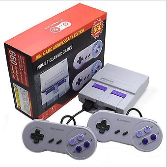 Hobbylane Mini Retro Video Game Console For Nes 8 Bit For Entertainment System