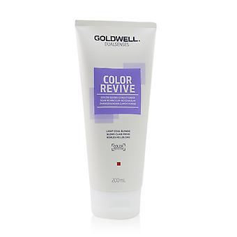 Dual senses color revive color giving conditioner # light cool blonde 253465 200ml/6.7oz