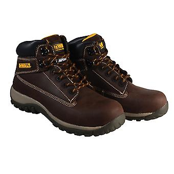 DEWALT Hammer Non Metallic Brown Nubuck Boots UK 6 Euro 39/40 DEWHAMMERB6