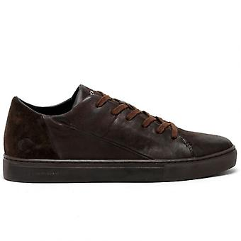 Men's Sneaker Crime Londra Minim Dark Brown