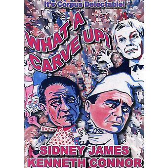 What a Carve Up [DVD] USA import