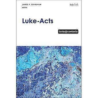 Luke-agerar: Texts@Contexts (Brottsligt övar serie)