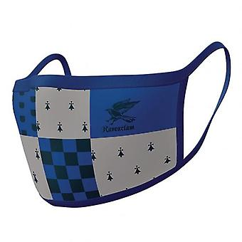 Harry Potter 2pk Face Coverings Ravenclaw