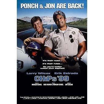 CHiPs 99 (TV) Movie Poster (11 x 17)