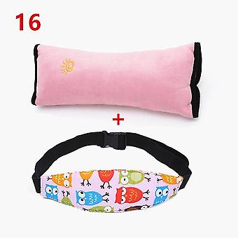 Children Head And Shoulder Protection Cushion Support Pillow