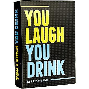 You Laugh You Drink - Pageant (ENG)