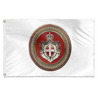 200 Order Of Malta Smom Coat Of Arms Flag 3x5 Feet