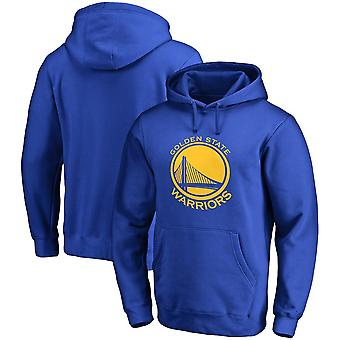 Golden State Warriors Loose Hooded Sweater Hooded Sweatshirt
