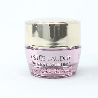Estee Lauder Resilience Multi-Effect Tri-Peptide Eye Cream 0.17oz/5ml Nou