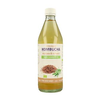 Kombucha of Rooibos and Rosemary 500 ml