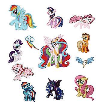 My Little Pony Pvc Rainbow Cute Little Horse Action Figures Dolls
